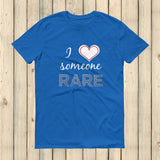 I Love Someone Rare Unisex Shirt - Choose Color - Sunshine and Spoons Shop