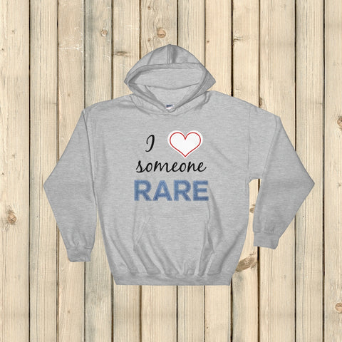 I Love Someone Rare Hoodie Sweatshirt - Choose Color - Sunshine and Spoons Shop