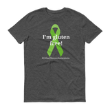 I'm Gluten Free Celiac Disease Awareness Unisex Shirt - Choose Color - Sunshine and Spoons Shop