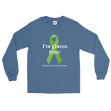 I'm Gluten Free Celiac Disease Awareness Unisex Long Sleeved Shirt - Choose Color - Sunshine and Spoons Shop