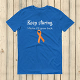 Keep Staring Maybe It'll Grow Back Limb Differences Awareness Unisex Shirt - Choose Color - Sunshine and Spoons Shop