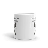 May the Spoons Be Ever in Your Favor Spoonie Coffee Tea Mug - Choose Size - Sunshine and Spoons Shop