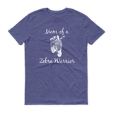Mom of a Zebra Warrior Rare Disease Ehlers Danlos EDS Unisex Shirt - Choose Color - Sunshine and Spoons Shop