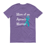 Mom of an Apraxia Warrior Unisex Shirt - Choose Color