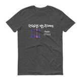 Raising My Arrows Psalms Personalized Unisex Shirt - Choose Color