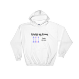 Raising My Arrows Psalms Personalized Hoodie Sweatshirt - Choose Color