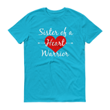 Sister of a Heart Warrior CHD Heart Defect Unisex Shirt - Choose Color