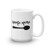 Spoonie Mama Coffee Tea Mug - Choose Size - Sunshine and Spoons Shop