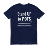 Stand Up to POTS Dysautonomia Awareness Unisex Shirt - Choose Color - Sunshine and Spoons Shop