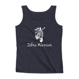 I Am a Zebra Warrior Rare Disease Ehlers Danlos EDS Women's Tank Top - Choose Color - Sunshine and Spoons Shop