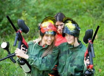 Partnership with Paintball of the South