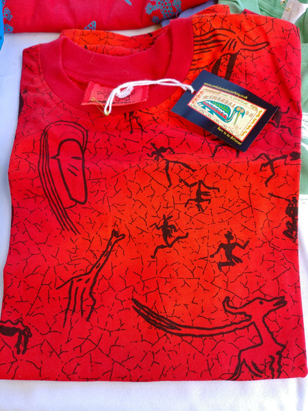 Adult T-shirt - Rock Painting