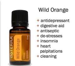 DO'terra - Wild Orange Essential Oil 15ml