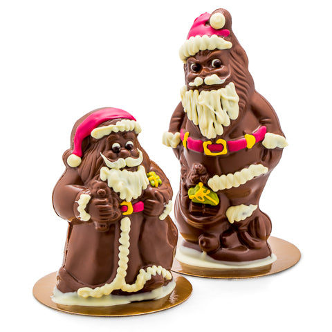 Thomas Haas Chocolate Santas