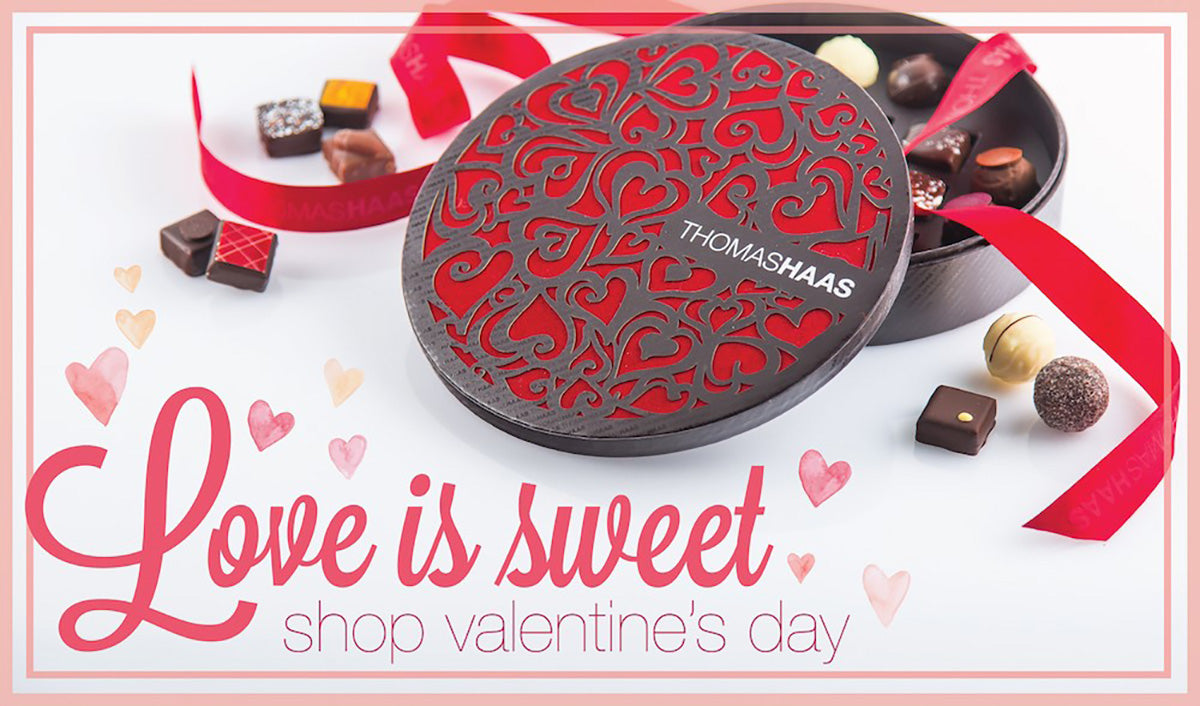 Valentines Day Chocolates by Thomas Haas