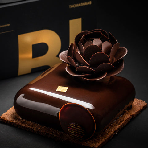 BLAK Cake 3rd Edition - Passion Fruit w/Flower
