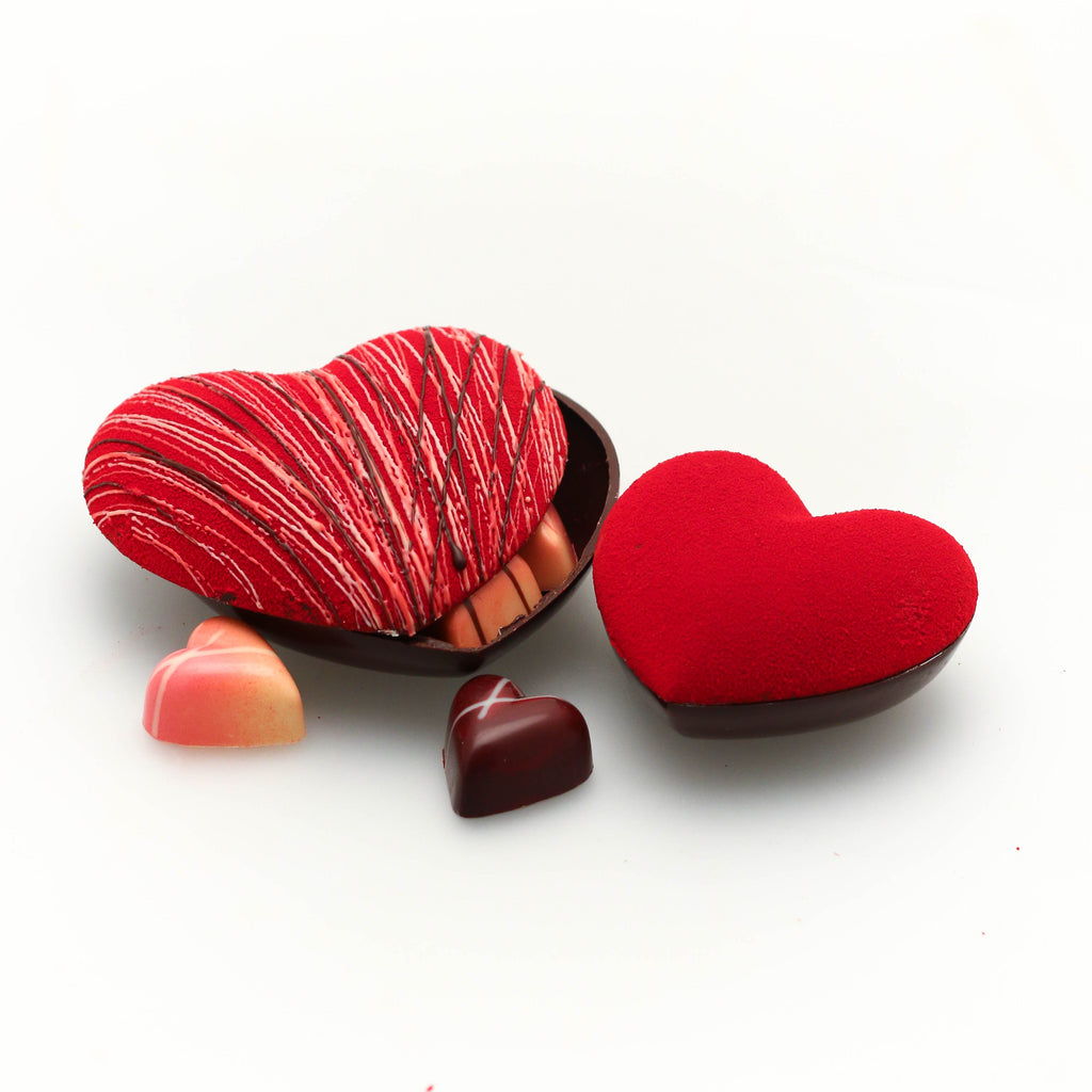 Handcrafted Heart (2 sizes) (In Store Only)