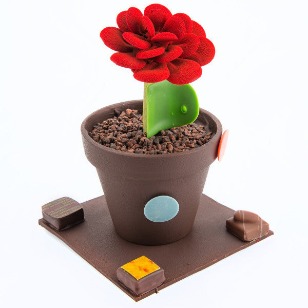 Valentine Flowerpot (In Store Only)