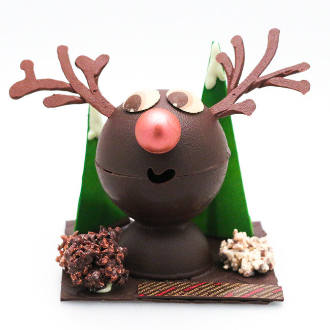 Rudolph in The Forest