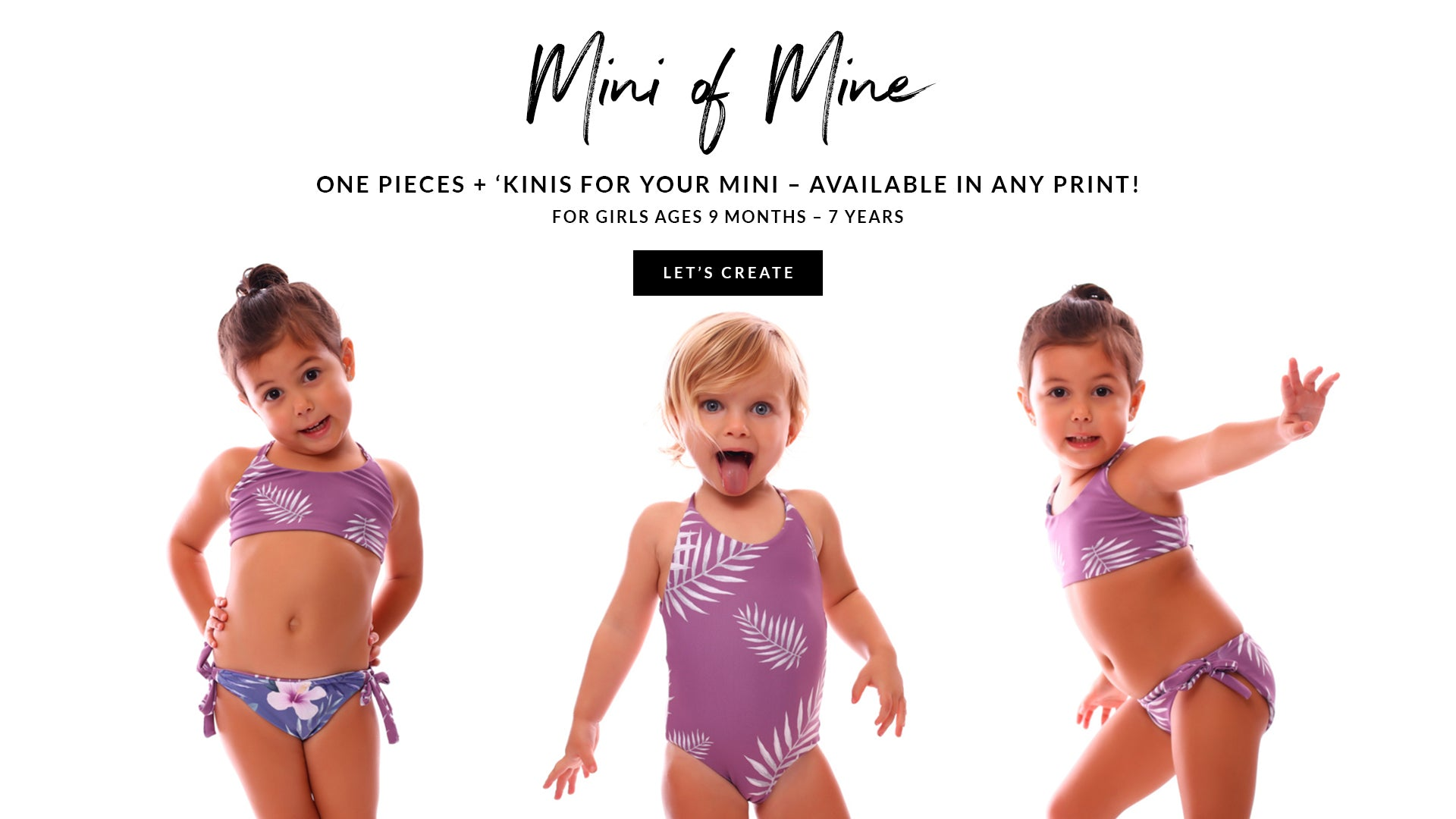 28b273a84e04a Mommy   Me Swimwear - Matching Has Never Been So Cute