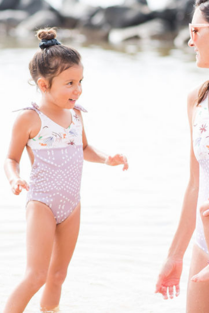 Mommy + Me Kailani Mini One Piece