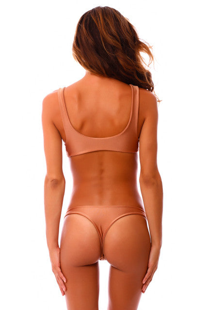 CLEARANCE: Teeny Nude Kahili Bottoms