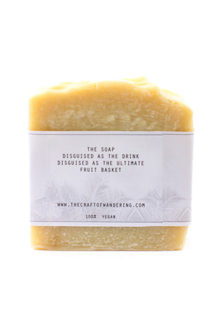 The Craft Of Wandering Tropic Thunder Cleansing Bar