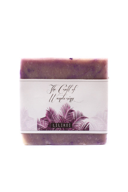 The Craft Of Wandering Lilikoi Cleansing Bar