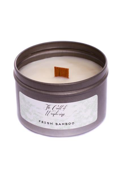 The Craft of Wandering Fresh Bamboo Candle