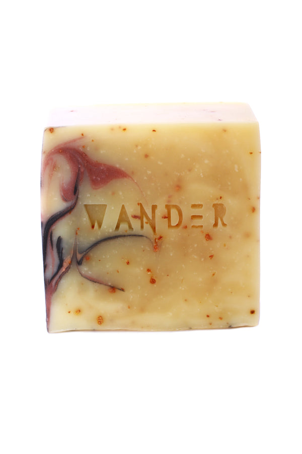 The Craft Of Wandering Never Neverland Patchouli Orange Organic Soap