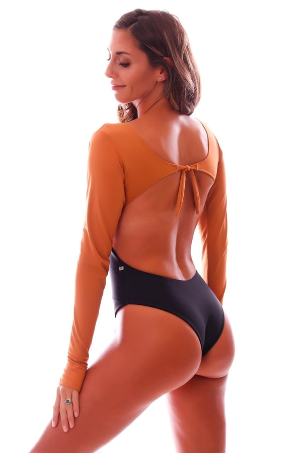 Long Sleeve One Piece