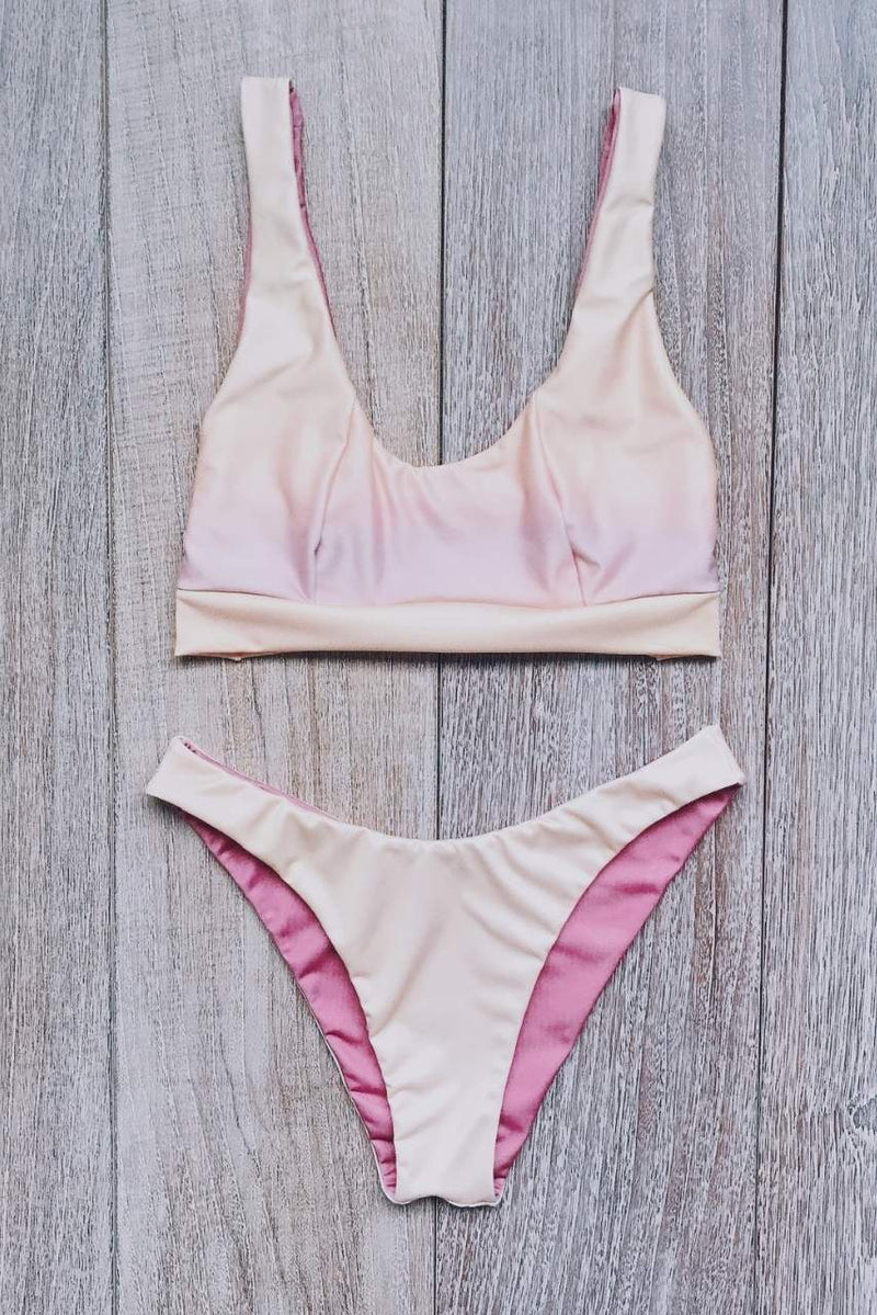 Build Your Own: Love + Water Designer Swimsuit