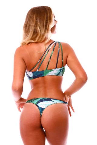 CLEARANCE: Teeny Jungle Vixen Reversible Kahili Bottoms