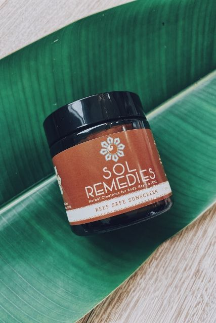 Sol Remedies Reef Safe Sunscreen- SPF35
