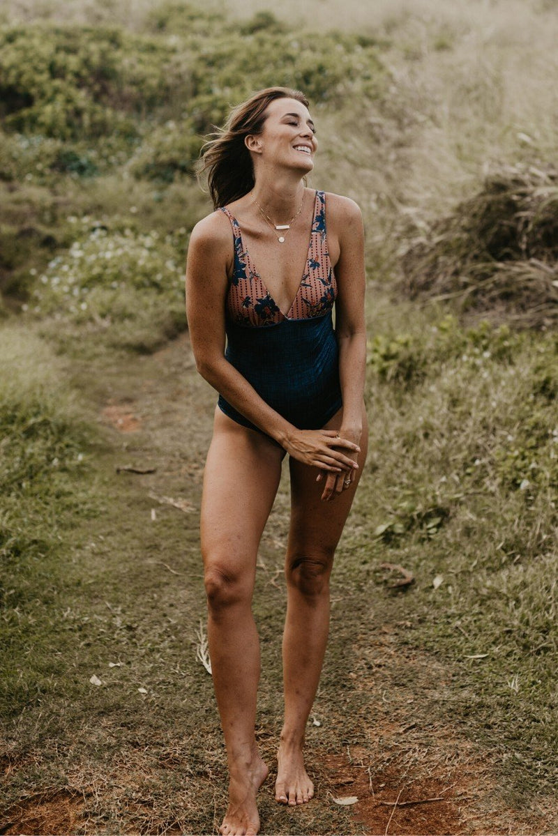 Build Your Own: Vintage Vibes Designer Swimsuit