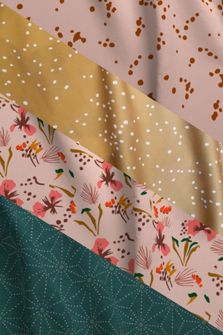 Make Your Own: Secret Garden Designer Fabric Collection