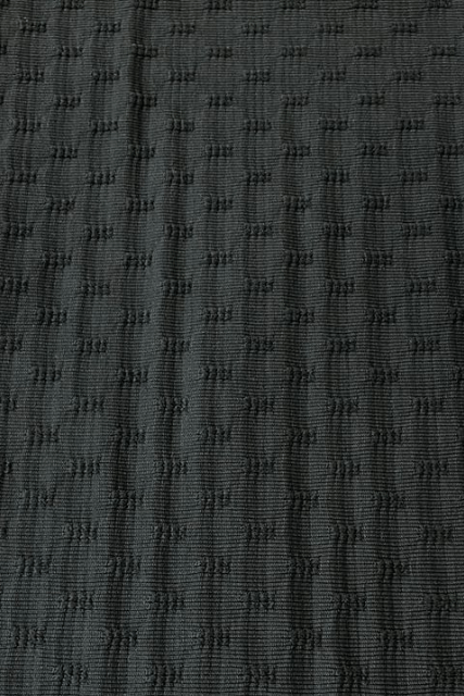 Textured Grey Fabric
