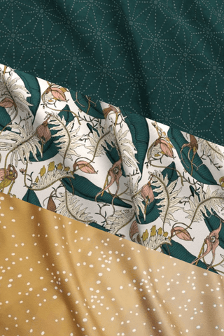 Make Your Own: Savage Jungle Designer Fabric Collection
