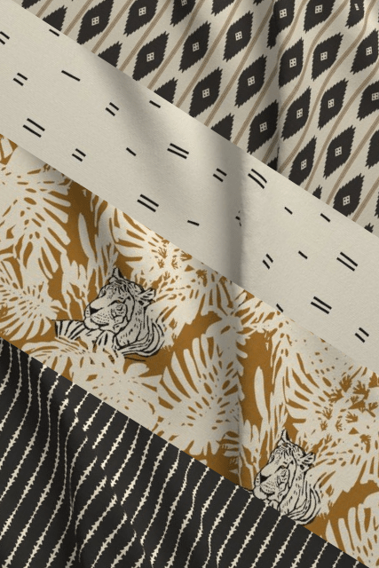 Make Your Own: Into the Wild Designer Fabric Collection