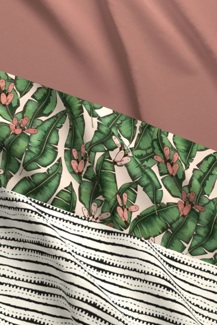 Make Your Own: Congo Designer Fabric Collection