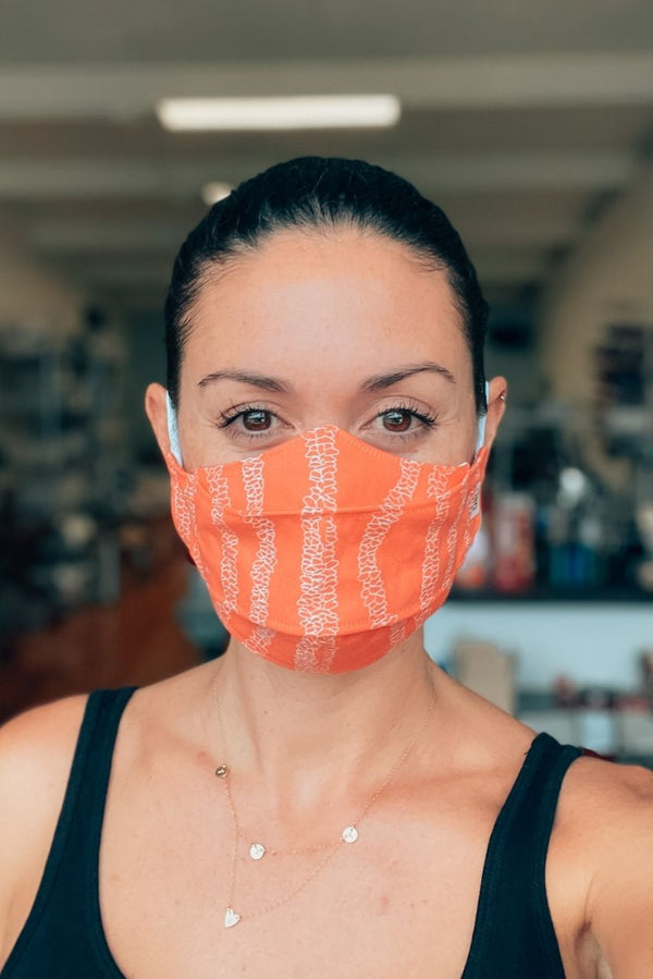 YWCA of Kaua'i 3D Face Mask
