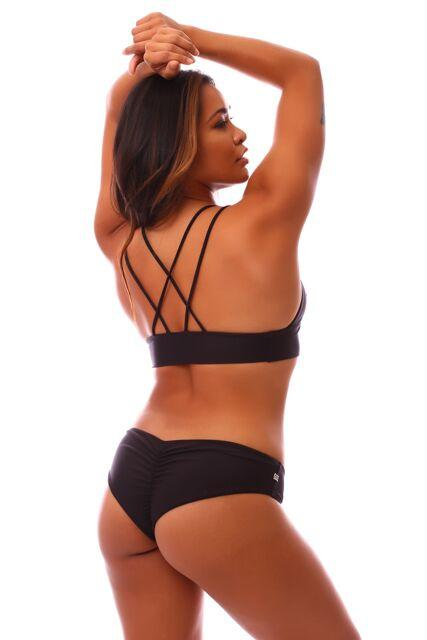 Black LUX Okole Bottoms