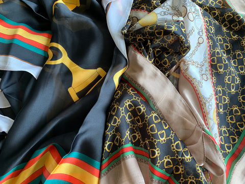 Gucci Inspired Scarves