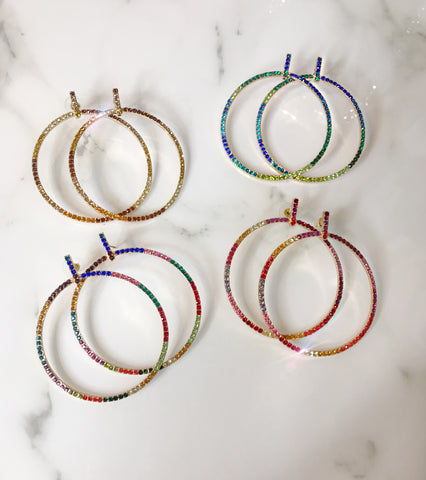 Small Ring Hoops