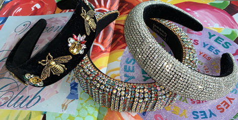 Blinged Out Headbands