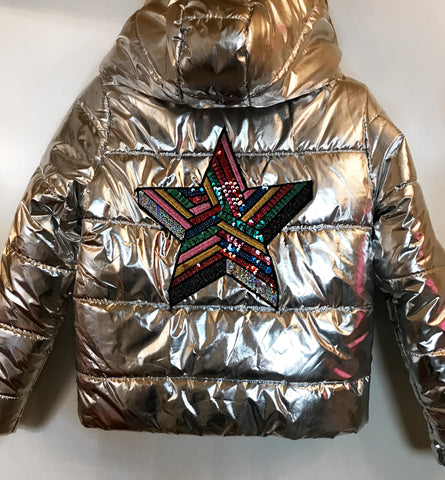 Silver Star Puffer (S/M)