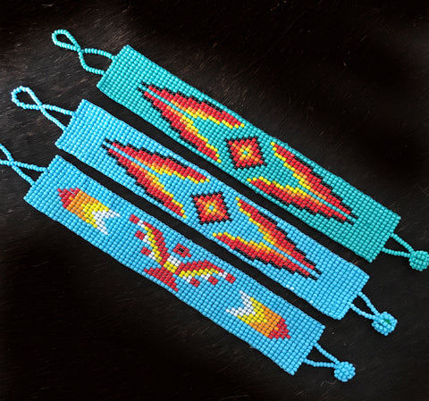 Beaded Bracelets/Chokers