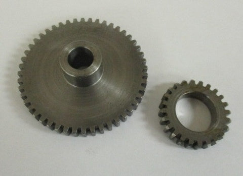 spur timing gear set