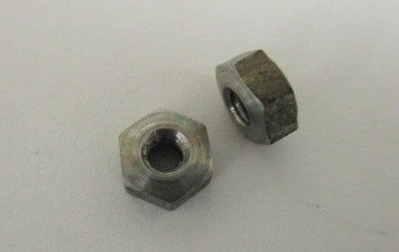 "1/4"" dome hex nut"