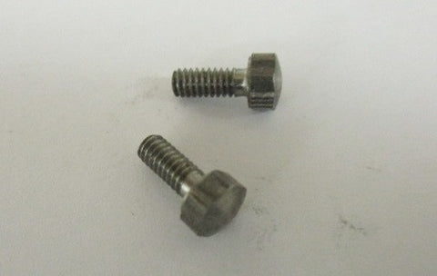 dome bolts 3-48 x 1/4